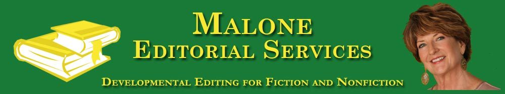 Developmental Editor Susan Mary Malone
